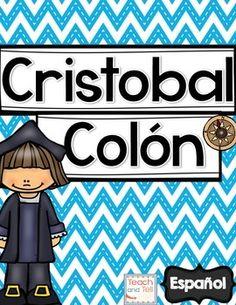 Christopher Columbus Spanish - Cristobal Colon