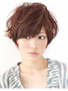 モッズヘア 吉祥寺店(mod's hair)ゆるゆる☆マッシュ ショートスタイル