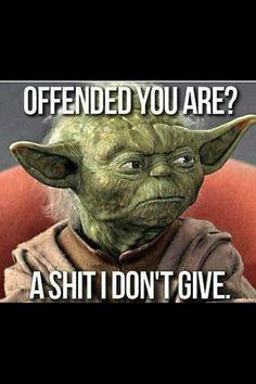 Yoda knows