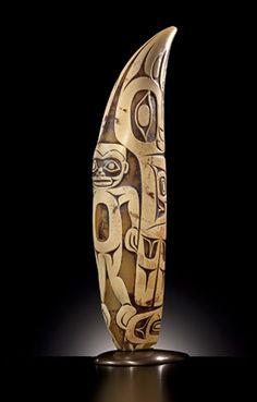 Preston Singletary   Glass Sculpture by Preston Singletary available at Schantz Galleries
