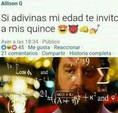 Matemáticas complejas XDXDXDXD