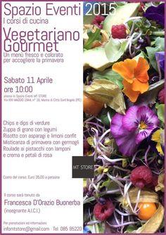Tornano le lezioni di Francesca D'Orazio con un menu green - L'Abruzzo è servito | Quotidiano di ricette e notizie d'AbruzzoL'Abruzzo è servito | Quotidiano di ricette e notizie d'Abruzzo
