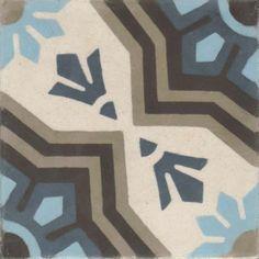 Moroccan Encaustic Cement Pattern Tiles 11a