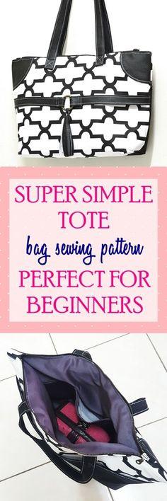 tote sewing patterns | purse patterns | handbag patterns