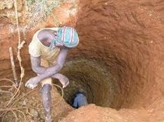 Muere obrero al caer en hoyo de mina de larimar en Barahona