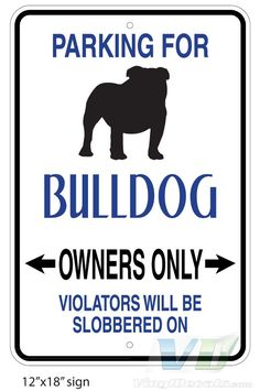 This is pretty funny even though I don't have a bulldog :)