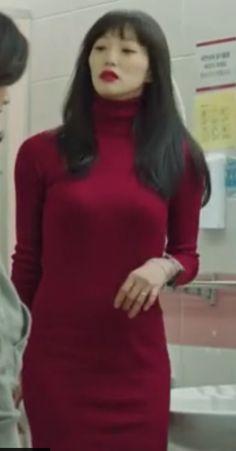 2017 Kdrama Goblin: Lee El as Birth Grandmother