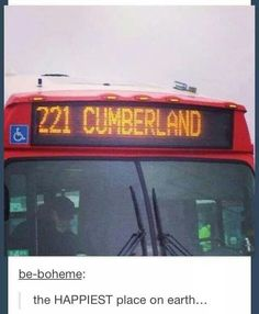 It's like Disneyland. <------- only even happier. Because Benedict Cumberbatch makes me happier than Mickey Mouse does<--yess Sherlock Fandom, Sherlock Holmes, Johnlock, First Bus, Benedict And Martin, Mrs Hudson, Sherlolly, Benedict Cumberbatch Sherlock, 221b Baker Street