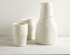 Nicola Tassie's oatmeal carafe