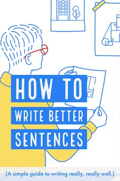 How to Write Better Sentences Cool Writing, Creative Writing, Writing Tips, Good Sentences, Writing Exercises, Story Prompts, Writing Styles, Teaching Writing, Writers