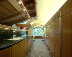 """La """"Wilkinson Residence"""" , villa suspendue splendide designée par Robet Harvey Oshatz (Portland, Oregon, USA)"""