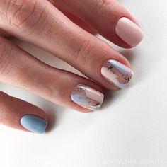 Stylish Nails, Trendy Nails, Cute Nails, Nails Ideias, Art Deco Nails, Nail Art, Modern Nails, Almond Acrylic Nails, Minimalist Nails