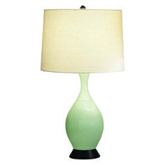 Ariel Table Lamp By Robert Abbey   Http://www.lightopiaonline.com