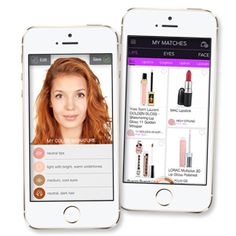 InStyle: A Makeup Recommendation App that Really Works: Plum Perfect Cracks the ColorCode  Click to read!