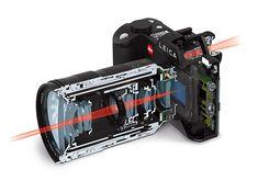 EDGED : 라이카, 4K/30p 촬영 가능한 풀프레임 미러리스 카메라 '라이카 SL' 발매