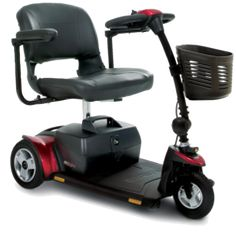 E-Wheels EW-36 3-Wheel Scooter – Care Motion