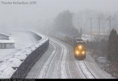 RailPictures.Net Photo: CSXT 873 CSX Transportation (CSXT) GE ES44AC at Kingsport, Tennessee by Hunter Richardson