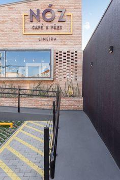 NÓZ PADARIA - Vertentes arquitetura