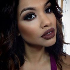 brown lipstick | chocolate lips | 5 Lipstick Shades That Are As Classic As Red | classic | makeup | beauty | lipstick