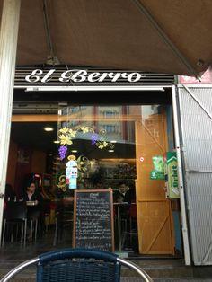 Cervecería Restaurante El Berro (Gay Friendly Mediterranean / Spanish Cafe)