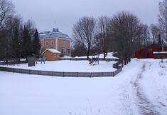 Paesaggio invernale.