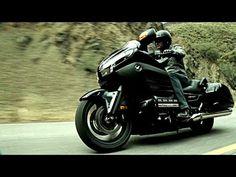 2013 Honda Goldwing F6B   Launch Promo   YouTube