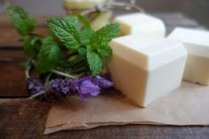 DIY 4-in1 Lavender sunscreen, bug repellent and deodorant recipe. Watch my demo video on  how to make this recipe: http://on.fb.me/1HPZfwW