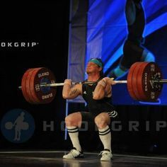 Bigger Olympic Lifts With Chad Vaughn - Week 1/4