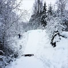Ski Sunne - Offpistpark