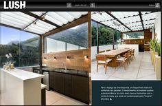 Lush Lush, Sweet Home, Exterior, Patio, Outdoor Decor, Room, Furniture, Home Decor, Rio De Janeiro