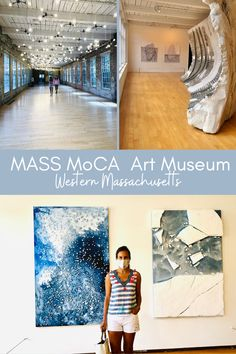 There are a few reasons why you should plan a family visit to the MASS MoCA Museum and they all revolve around making the most of space and time. #museum Moca Museum, Art Museum, Plan A, How To Plan, Environmentalism, Best Places To Travel, Travel With Kids, Museums, Feminism