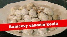 Vánoční cukroví | TelevizeSeznam.cz Almond, Cereal, Meat, Chicken, Breakfast, Morning Coffee, Almond Joy, Almonds, Breakfast Cereal