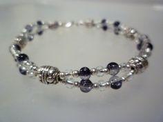 Black and silver bracelet   Flickr - Photo Sharing!