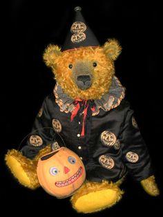 Halloween bear.... murphy bears