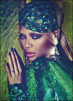 Beyonce by Patrick Demarchelier-