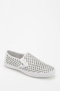 Jeffrey Campbell Dougray Cutout Slip-On Sneaker - Urban Outfitters