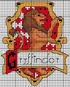 gryffindor_crest_pattern_by_astraan-d3ld6ez.jpg (472×584)