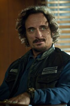 Sons of Anarchy - Kim Coates as Tig. Love the character, ditto the actor. Kim Coates, Sons Of Anarchy Samcro, Tommy Flanagan, Michael Bay, Charlie Hunnam, Movie List, Light In The Dark, Actors & Actresses, Sexy Men