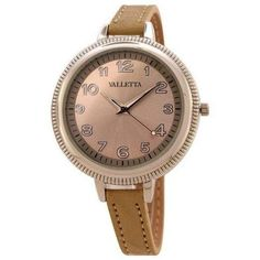 FMD Lady's 3-Hand Analog by Fossil - Watchesfixx Watches