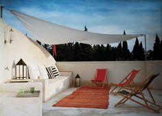 Construire une terrasse ou un balcon, ce qu'il faut savoir - Marie Claire Maison