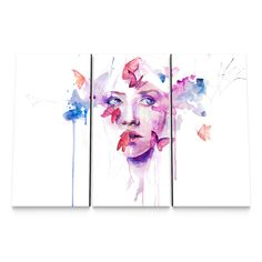 <3 About a New Place by Agnes Cecile <3
