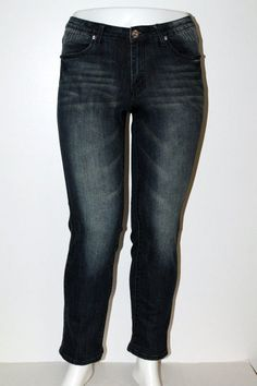 Womens COOL-G Plus Size Jeans C.G157P #COOLG #Relaxed