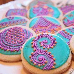 Henna Cookies | Henna Art