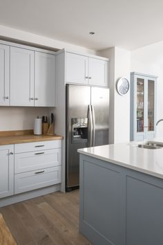 Beautiful Chalkhouse Shaker kitchen