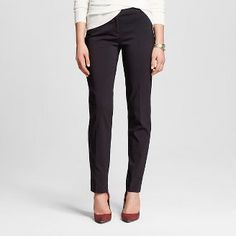 Image result for semi baggy ankle pant black trouser women