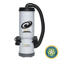Pro-Team 100657 MegaVac® Back Pack Canister Vacuum w/ Attachment Kit B.  this is what my floor guy used...super vacuum