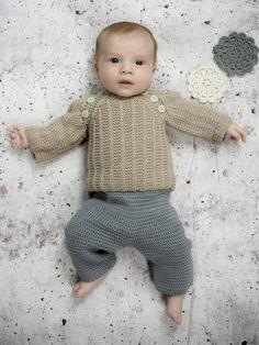 babytrøje med rundt bærestykke - Google-Suche