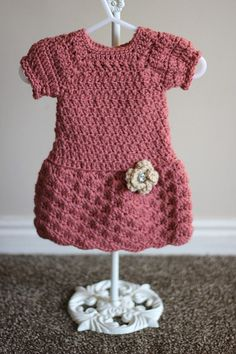 #Crochet Dress Pattern
