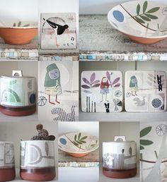 Karen McPhail http://www.karenmcphail.co.uk/home.html