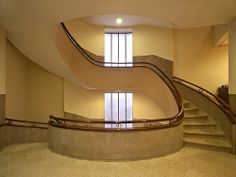 ART DECO STAIRCASES | Art-Déco Stair